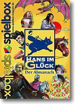 The Hans im Glück Almanac cover