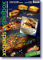 spielbox 6/2009 cover