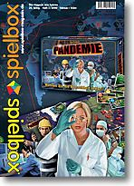 spielbox 1/2009 cover