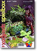 spielbox 1/1999 cover